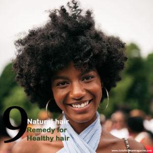 natural hair growth remedy