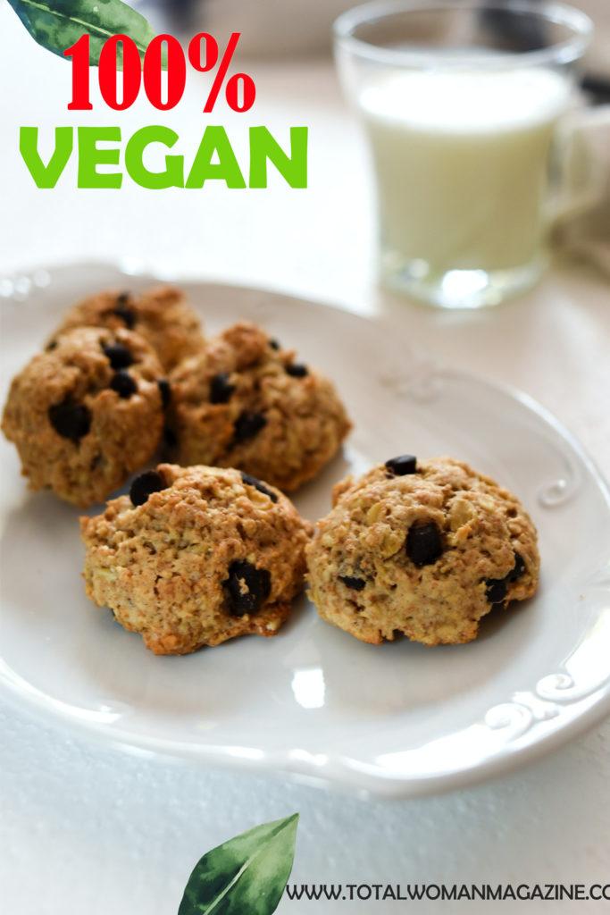 photo of Vegan chocolate chip cookies